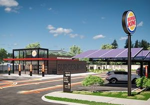 Burger King Unveils New Restaurant Designs for Enhanced Guest Experience in COVID World