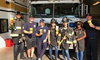 Dickey's Barbecue Pit Supports First Responders with Food and Monetary Donations thumbnail