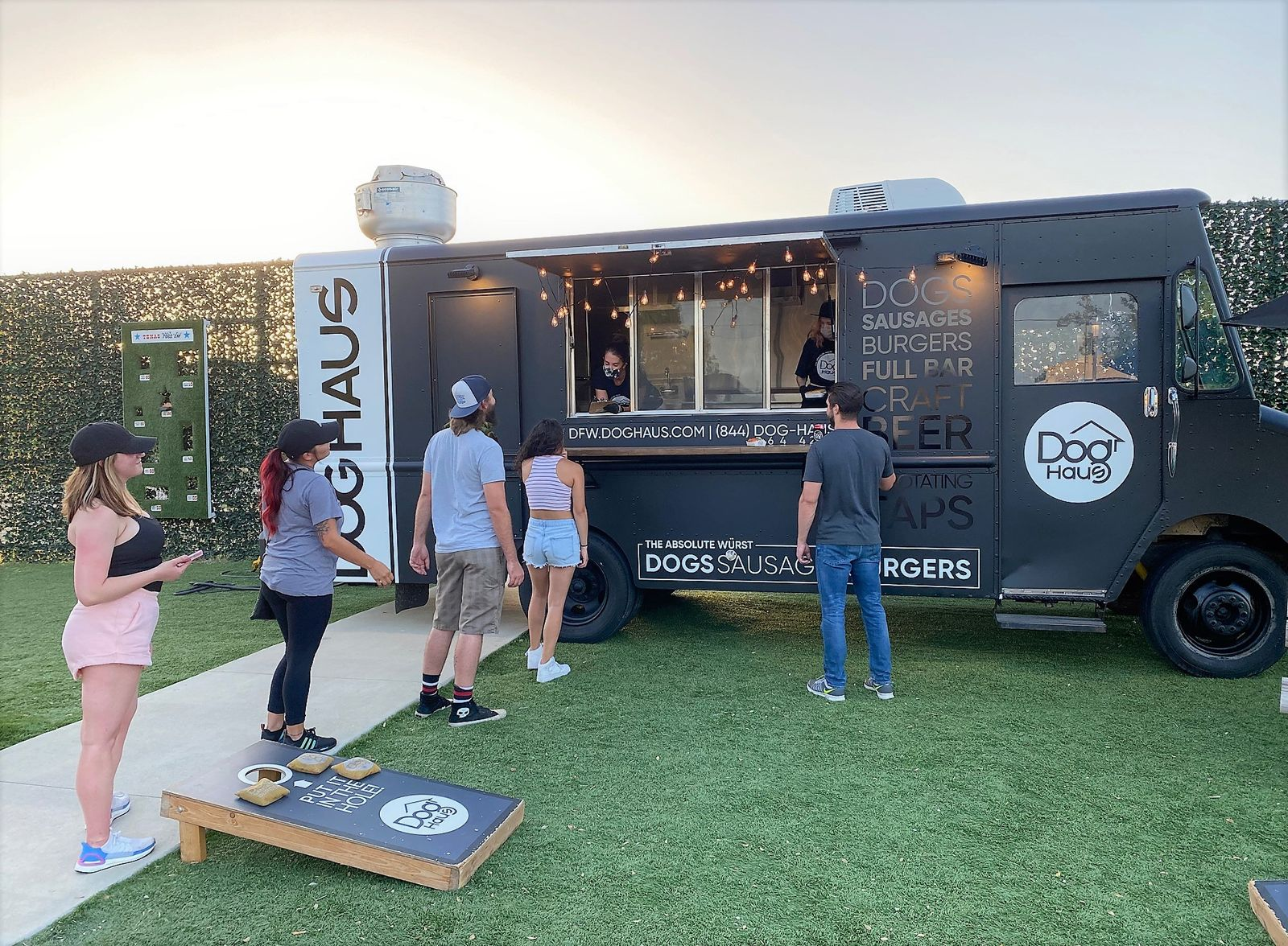 Dog Haus' First-Ever Food Truck is Rolling Out in DFW