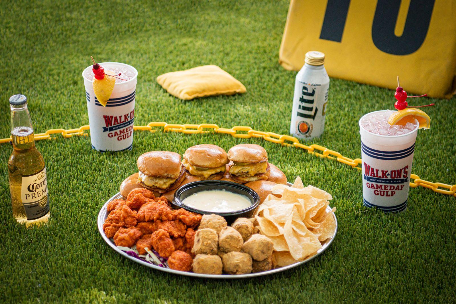 Enjoy The Taste Of Louisiana This Football Season With Walk On S Tailgate To Geaux Bundle Restaurantnews Com