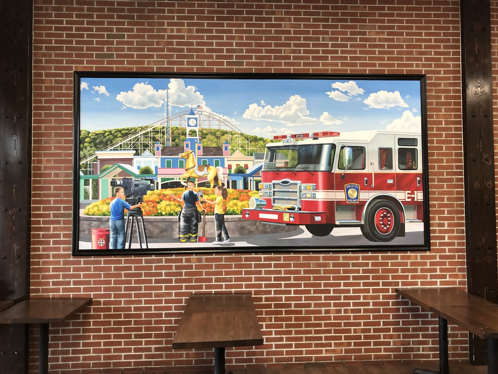 From General Manager to Franchisee, Local Entrepreneurs Reignite the Fire in Bristol With Firehouse Subs Opening