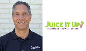 Juice It Up! Appoints Franchise Feeble to Arrangement Operations thumbnail