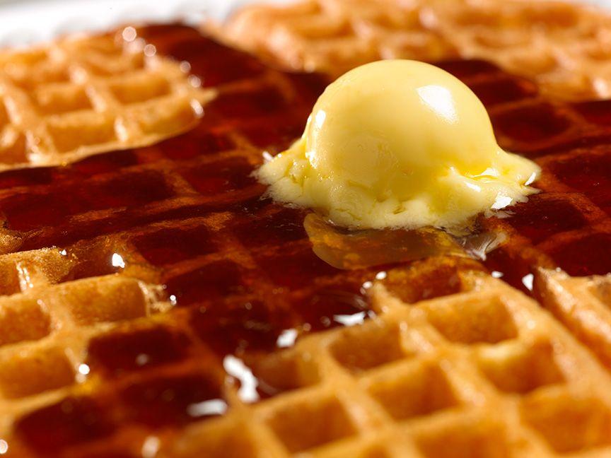 Social Media Giveaway Headlines 2020's National Waffle Week