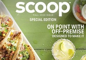 US Foods Fall Scoop Helps Restaurant Operators Stay On Point With Evolving Off- Premise Trends