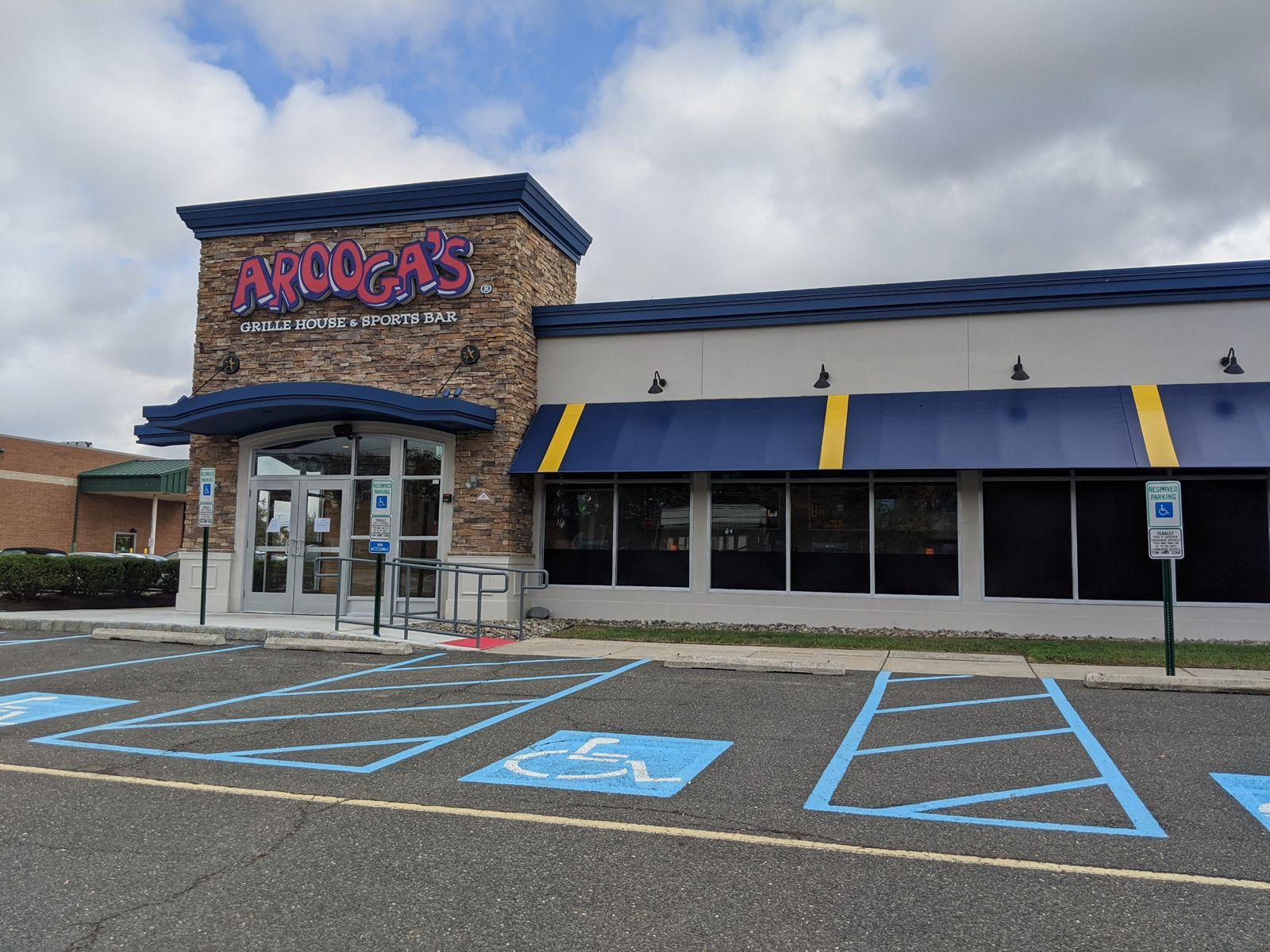 Arooga's Grille House & Sports Bar to Open Franchise Location in Howell, NJ on October 31st