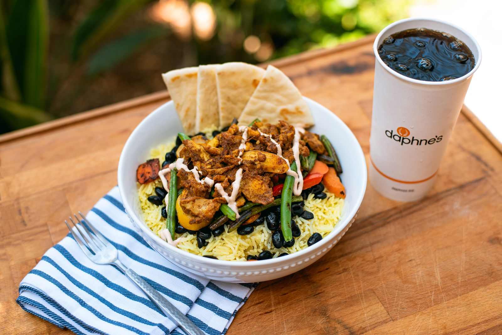 Daphne's has introduced two limited-time bowls that cater to vegan and protein-focused diets at all locations across California: the vegan-friendly Power Bowl and nutrient-dense Shawarma Bowl.