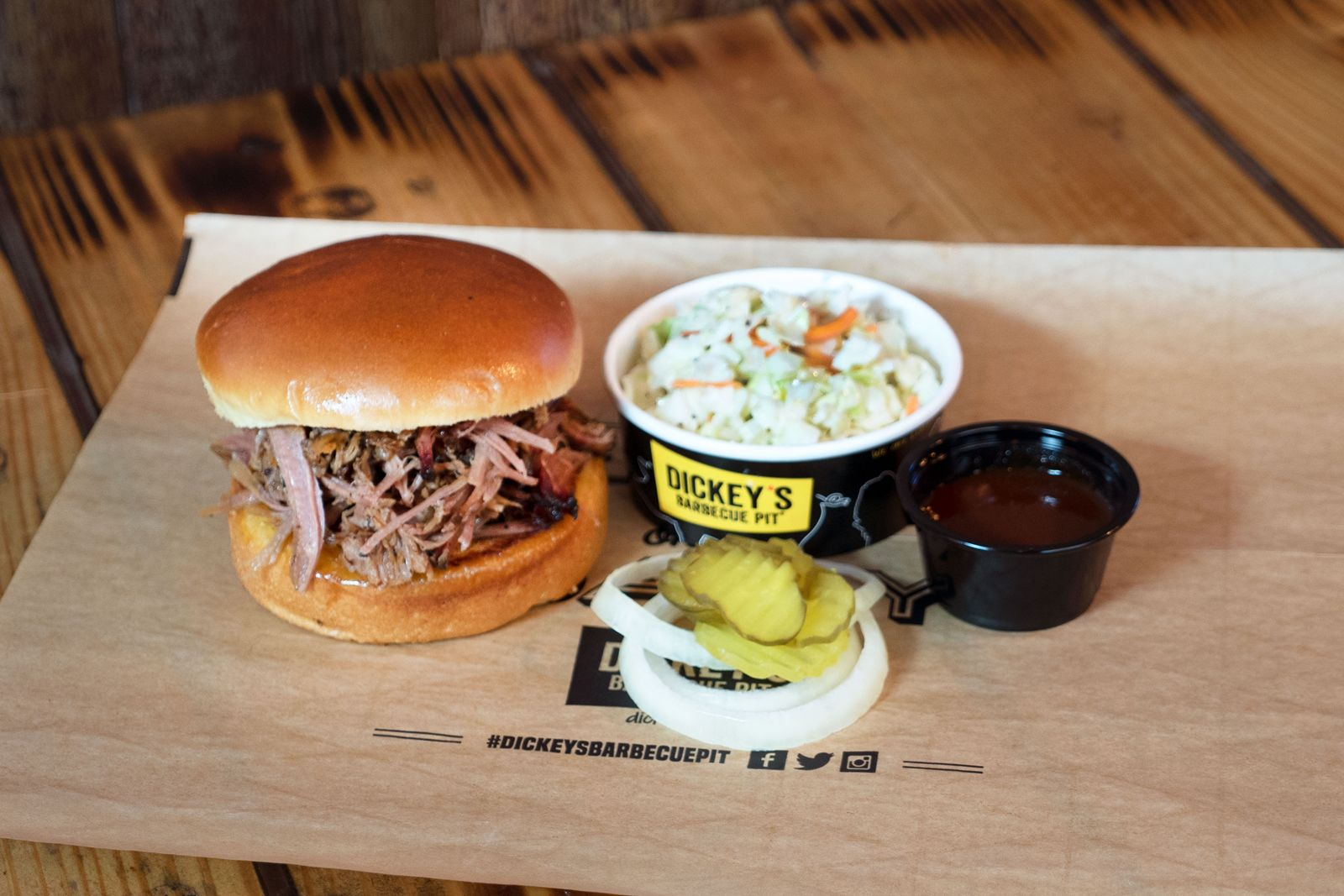 Dickey's Barbecue Pit Continues Growth with 28 New Locations Added in Q3