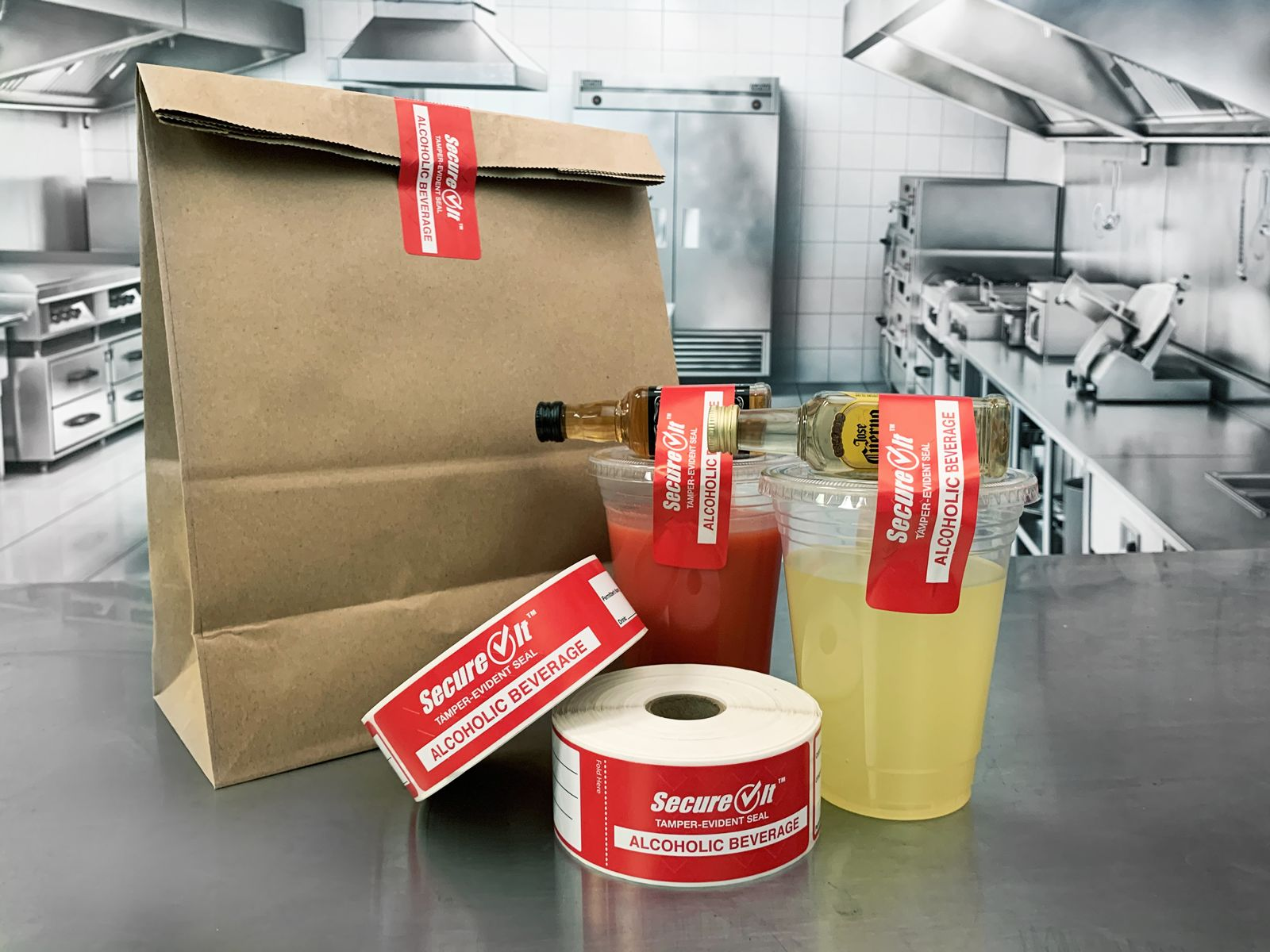 Dot It Introduces Alcohol To-Go Labels