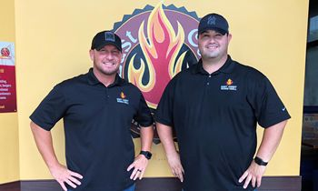 East Coast Wings + Grill Multi-Unit Owners Earn Recognition from Franchise Business Review