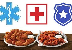 """Hooters Honors First Responders with """"Buy 10, Get 10"""" Offer on October 28"""