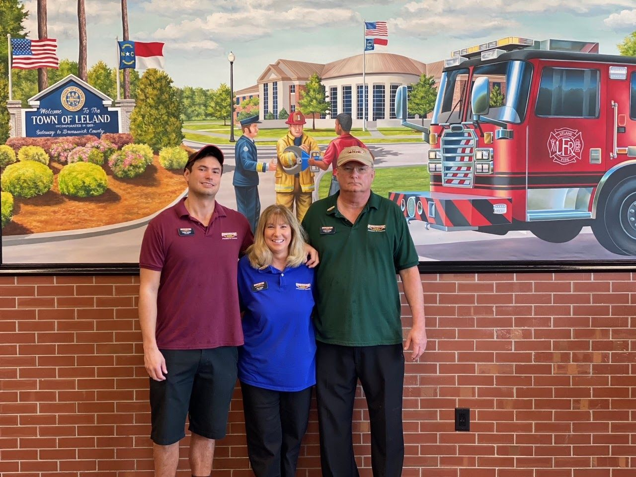 Local Restaurateur Family Opens First Firehouse Subs in Leland