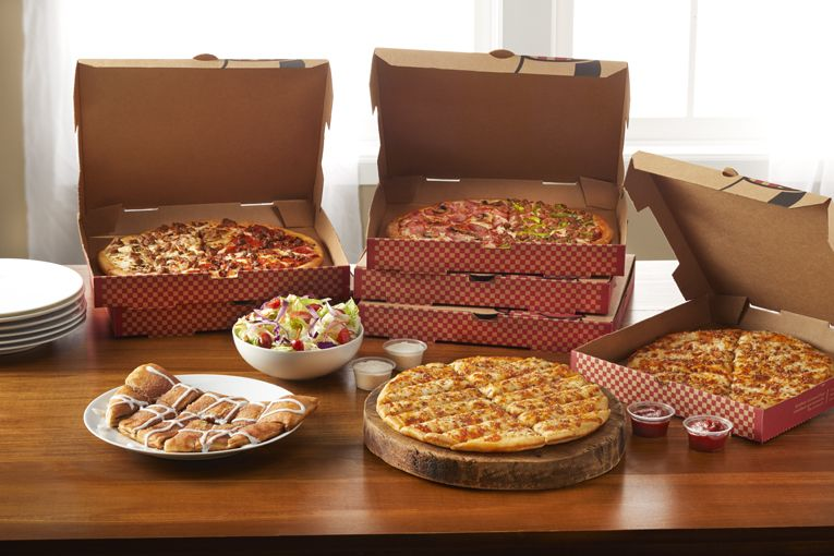 Pizza Inn Announces the Return of the Popular Contactless Buffet To-Go