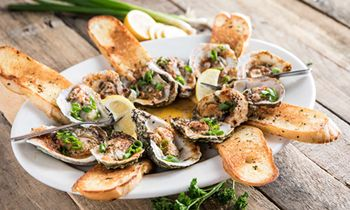 "Razzoo's Cajun Cafe Says ""Shuck It, We're Bringing Back Oysters!"""