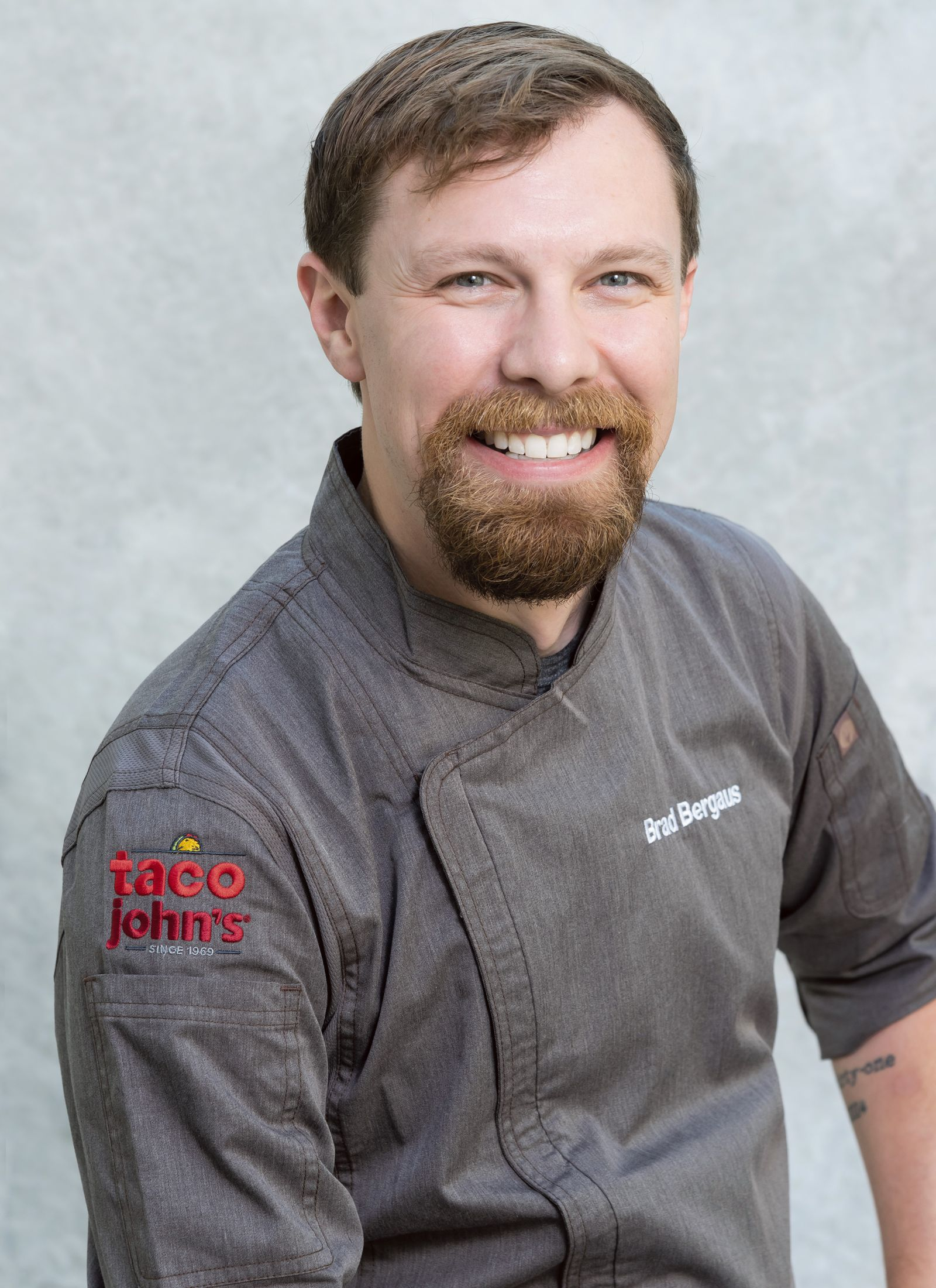 Taco John's Welcomes Brad Bergaus as New Corporate Chef