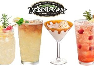 Bennigan's is Making Spirits Bright with Its Festive New Winter Menus