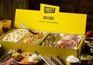 Celebrate Thanksgiving with Dickey's Barbecue Pit's Holiday Feasts