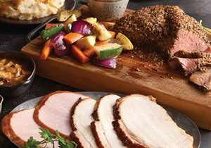 Claim Jumper Restaurants Are Open on Thanksgiving for Dine in or Carry Out
