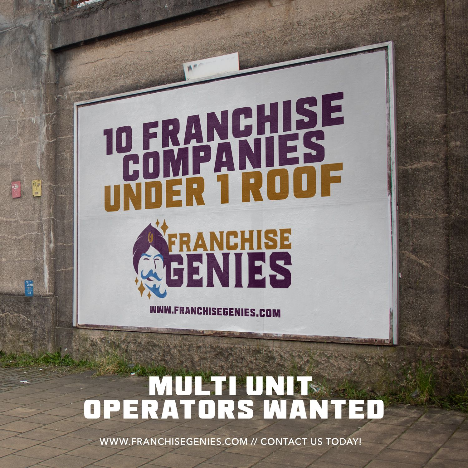 Franchise Genies Owners Cover All Bases in the Food Industry
