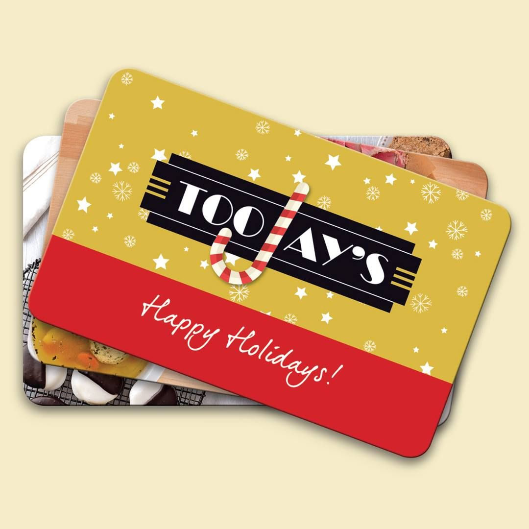 Give the Gift of TooJay's Deli this Holiday Season