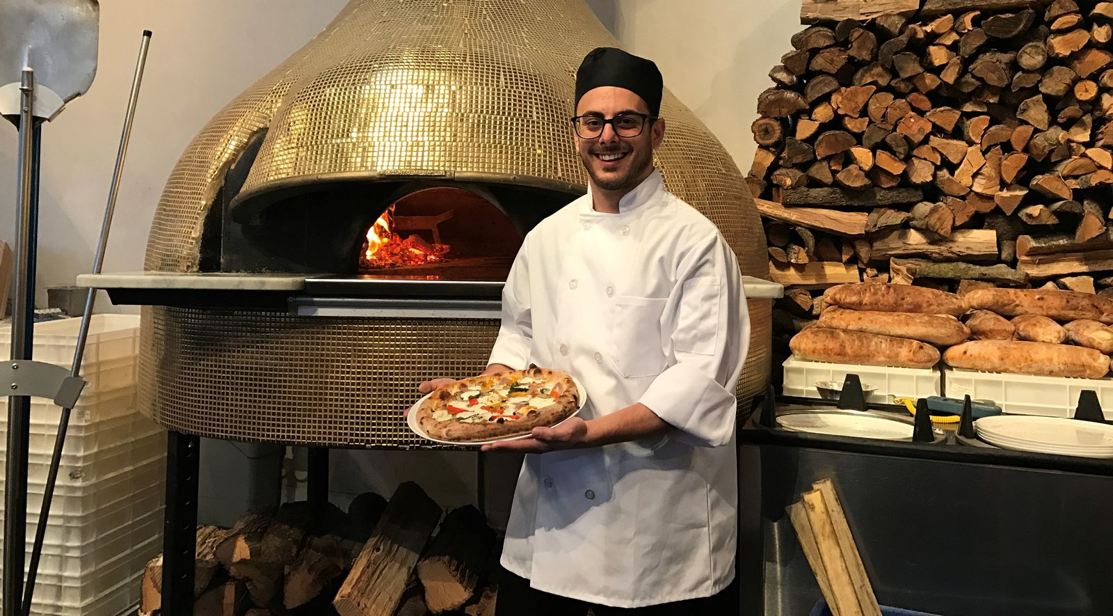Goliath Consulting Group Announces Pizza Partnership with Certified International Pizzaiolo Alessio Lacco