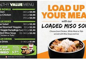 Healthy Deals Are on the Menu at WaBa Grill