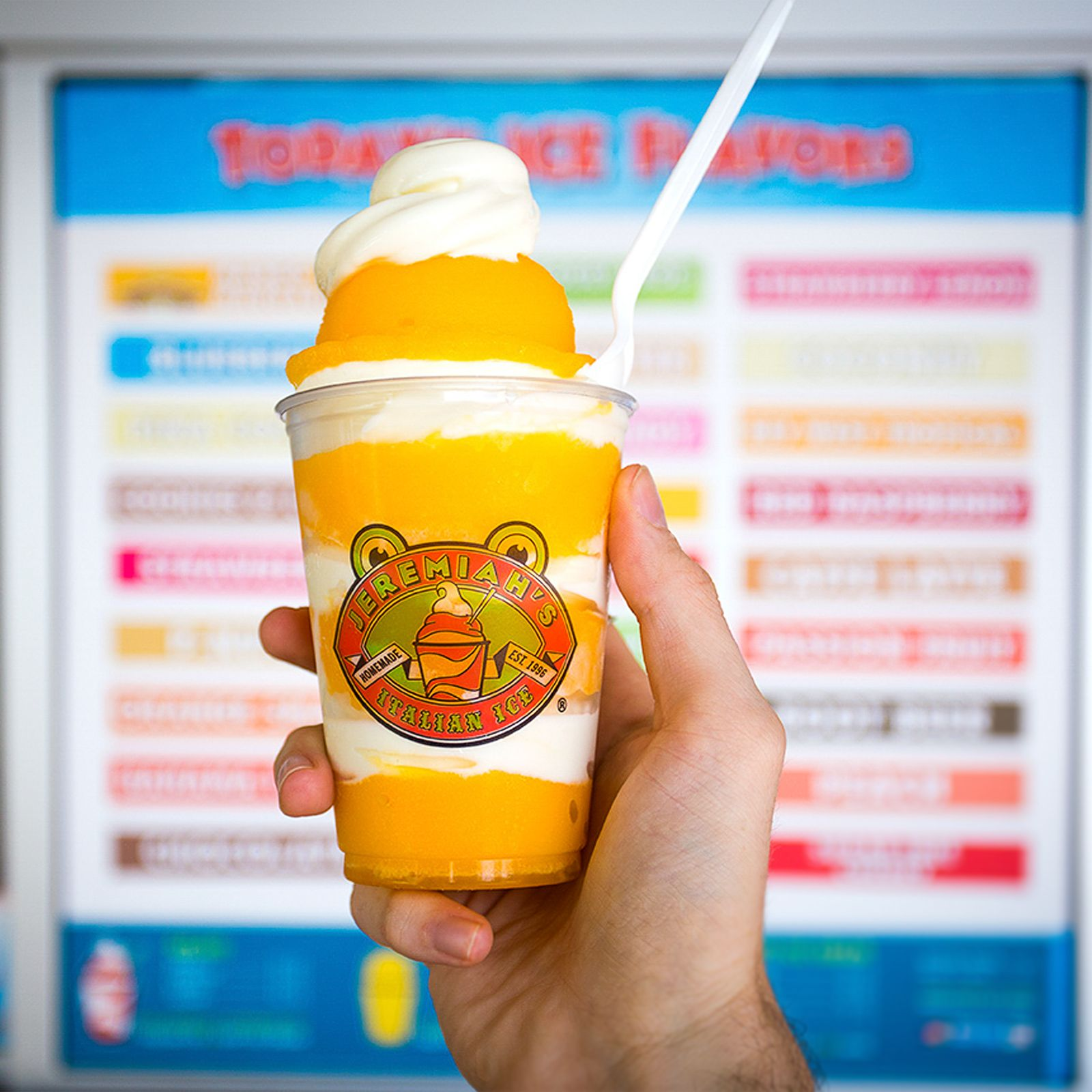 Jeremiah's Italian Ice Continues Takeover of Frozen Treats Category