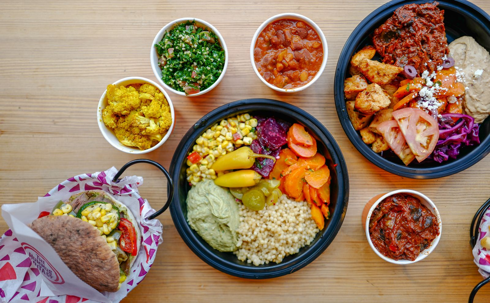 Mediterranean Fast Casual Leader, The Hummus & Pita Co. Announces Highly-Anticipated Grand Opening of First Atlanta Location