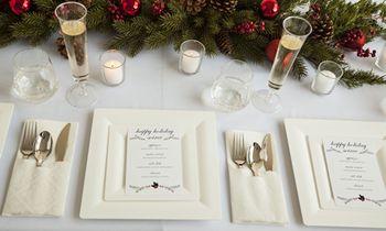 Novolex Offers Elegant Solutions for Safer Holiday Dining