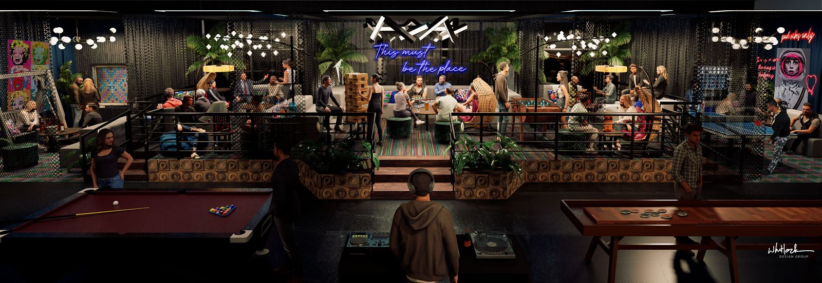 """Team of Seasoned """"Eatertainment"""" Pros to Launch Innovative Experiential Dining Brand Post-COVID"""