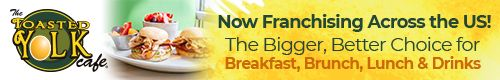 The Toasted Yolk Café franchise opportunities