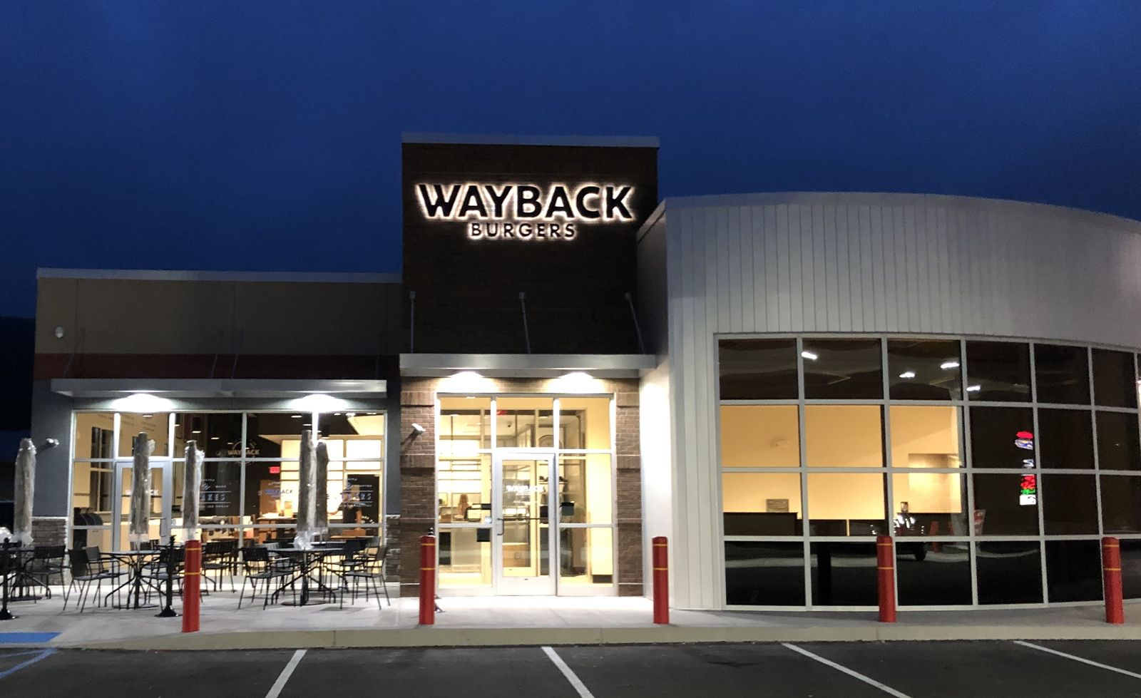 Wayback Burgers Opens a New Location Concept Restaurant