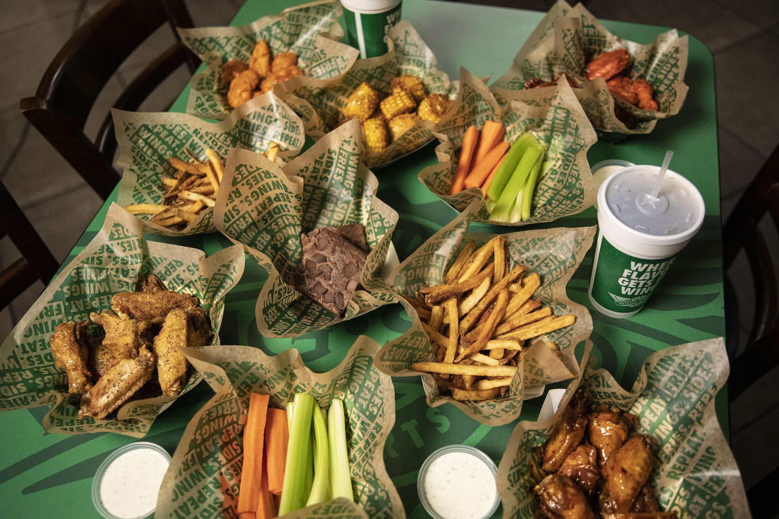 Wingstop Opens Milestone 1,500th Restaurant