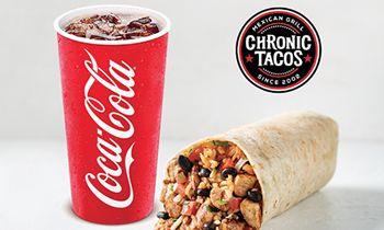 <p>Goodbye 2020, Hello $5 Burrito Combo at Chronic Tacos thumbnail
