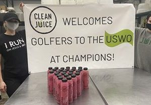 Vintage Park Clean Juice Tees Up Organic Cold-Press Juice and Smoothies for USGA Women's Golf Tournament