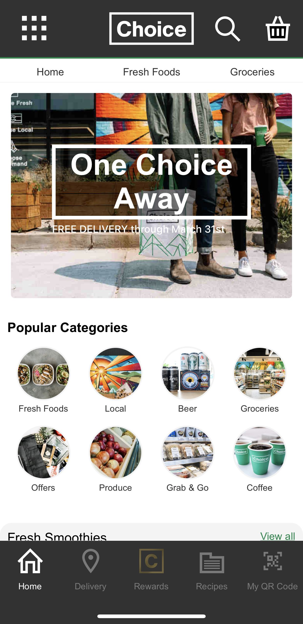 Choice Market to Open One of the Largest Frictionless Markets in the World