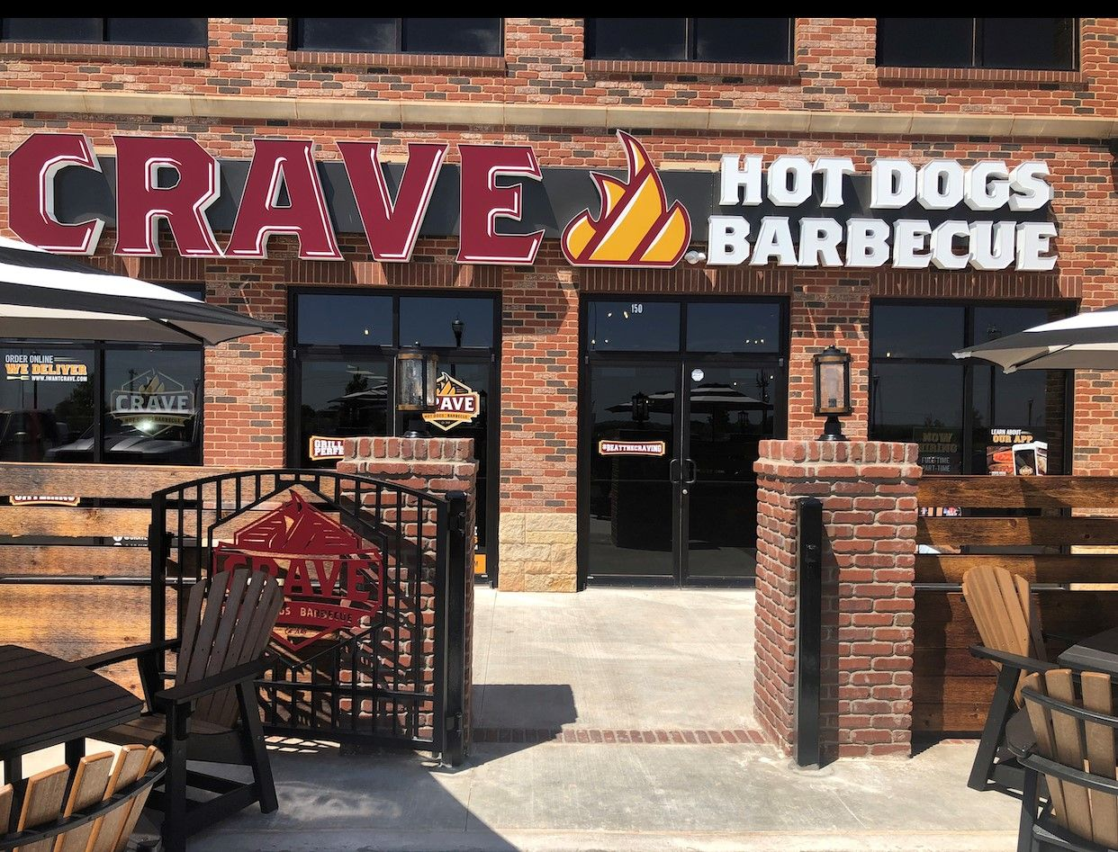 Crave Hot Dogs and BBQ Is Awarded 10 Hottest Food and Restaurant Franchises in the United States!