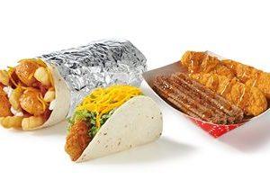Del Taco Sweetens Up its Menu with New Honey Mango Crispy Chicken