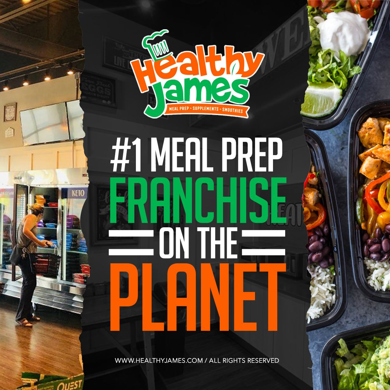 Emerging Food Franchises Rapidly Expanding their Nine Brand Portfolio