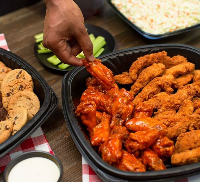 Zaxby's Redesigns Restaurant Experience in Shelby, NC
