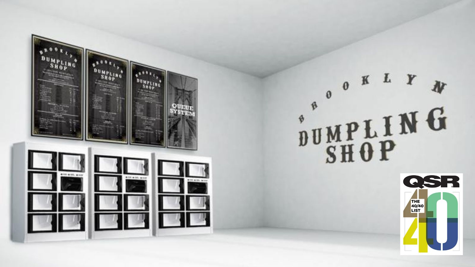 Brooklyn Dumpling Shop Named to QSR Magazine's Annual 40/40 List