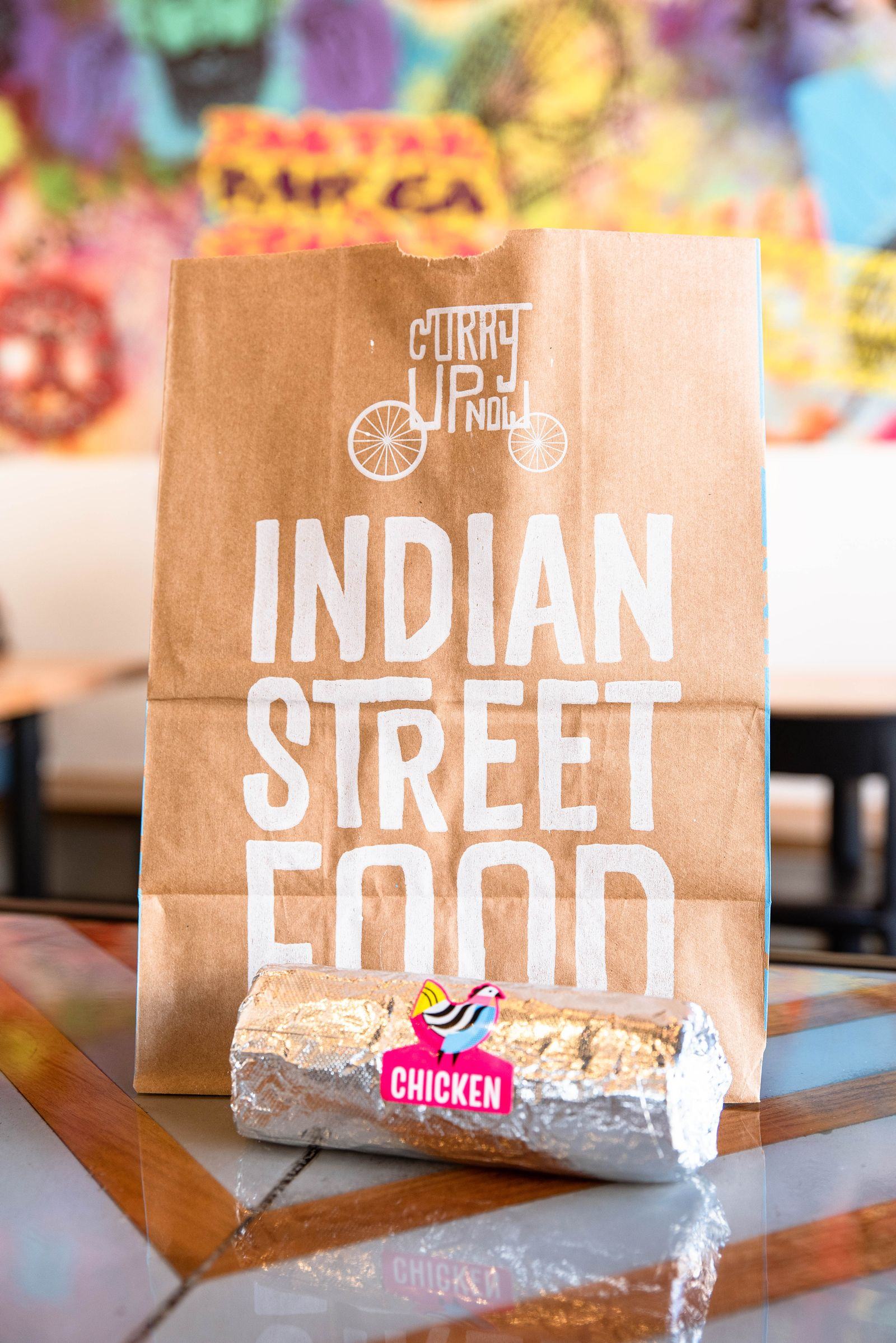 Curry Up Now Franchisee Opens Third Location in Metro Atlanta Area