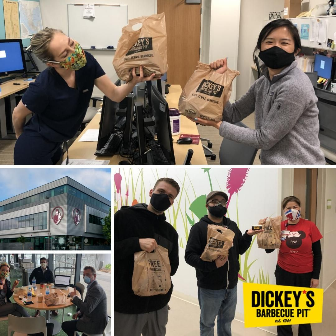 Dickey's Looks To Top 2020 Record-Setting Fundraising Efforts