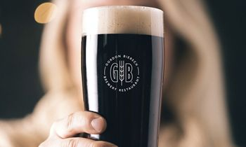 <p>Gordon Biersch Strikes Gold with New Loaded Leprechaun Stout thumbnail