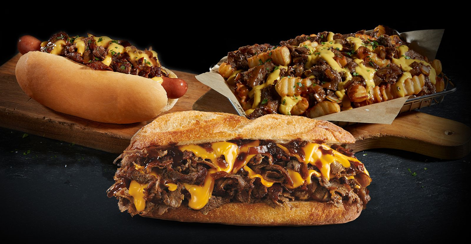 Nathan's Famous Expands NY Cheesesteak Menu, Now Includes Topped Hot Dog and Fries Alongside Popular Hero Sandwich