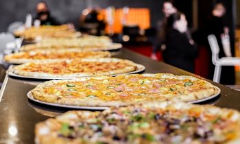 Serious Pizza Celebrates Grand Reopening in Deep Ellum thumbnail