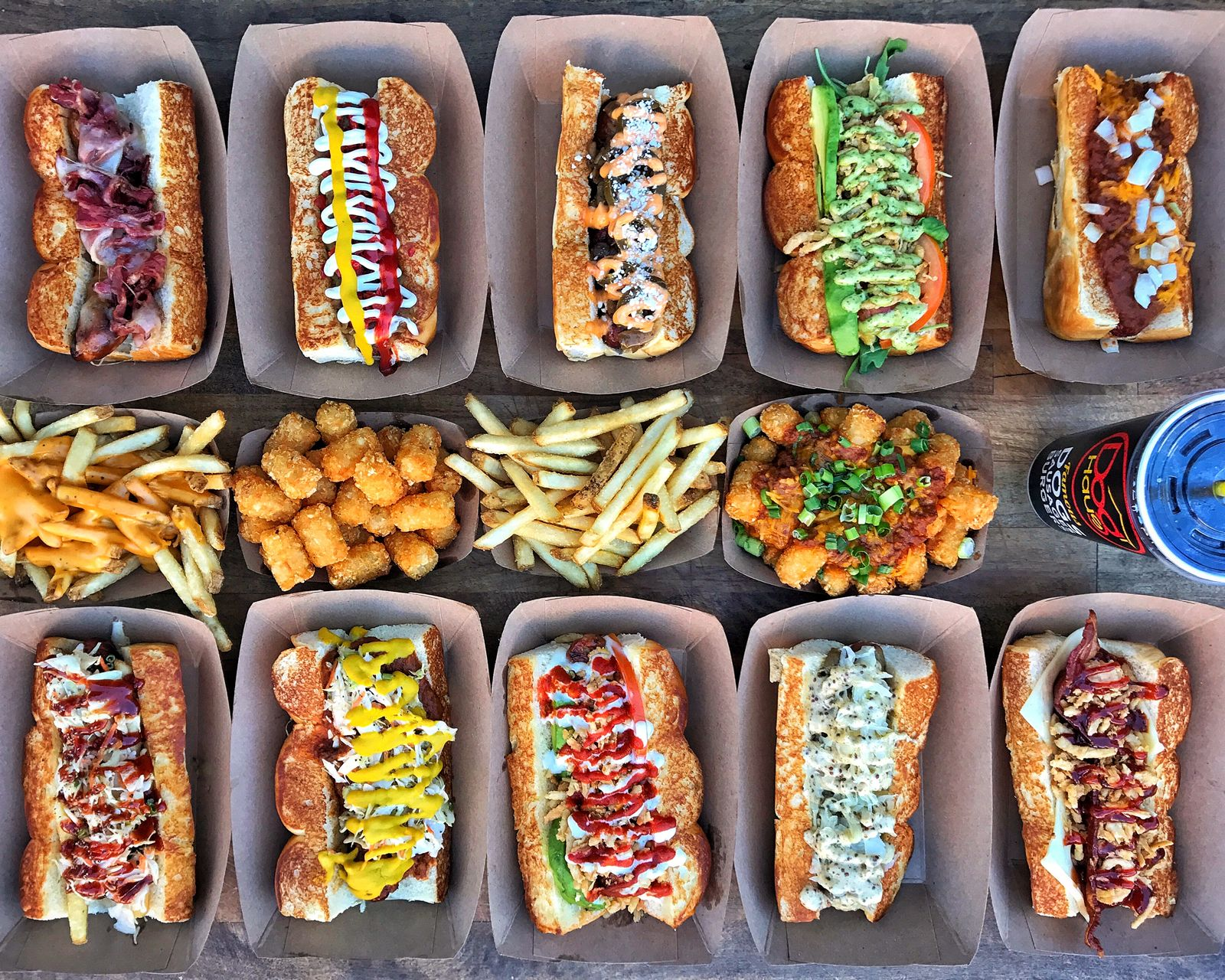 Dog Haus Celebrates the Grand Opening of Its First Glendora Location