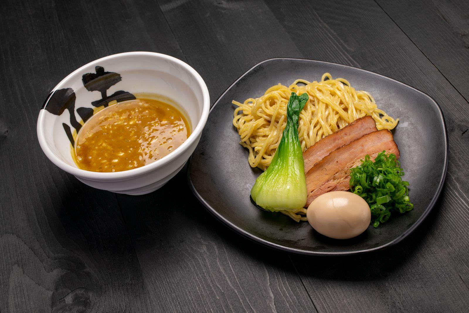 JINYA Ramen Bar Tonkotsu Curry Tsukemen