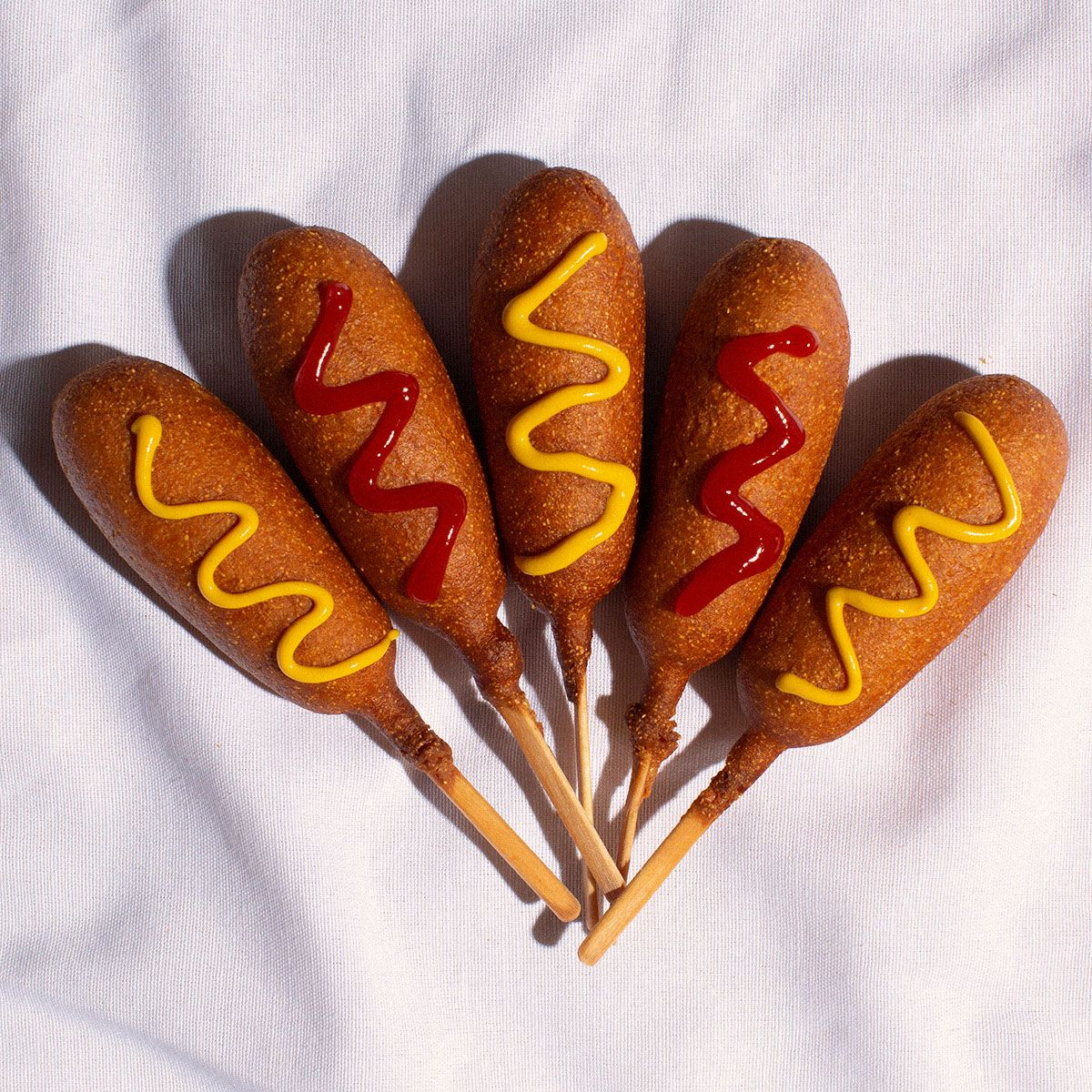Krystal Celebrates National Corn Dog Day With a Hot Dog of a Deal, 50 Cent Corn Pups on March 20