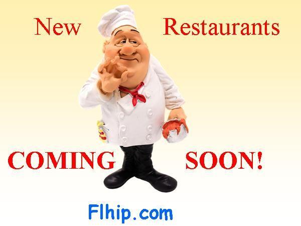New Restaurant Openings Flocking in Florida!