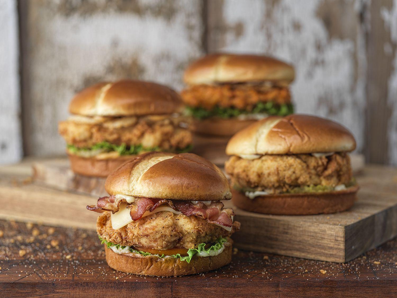 Slim Chickens Launches Craft Sandwiches Systemwide